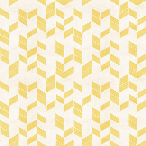 Banana Herringbone Photo Backdrop