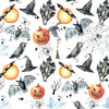 Bats & Birds Photo Backdrop