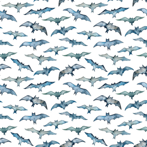 Blue Bats Photo Background