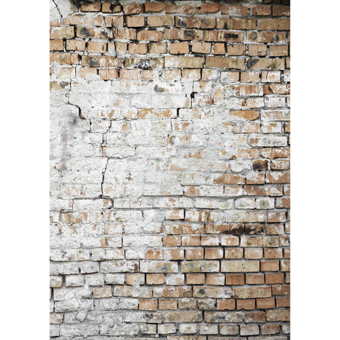 Cracked and Spackled Bricks