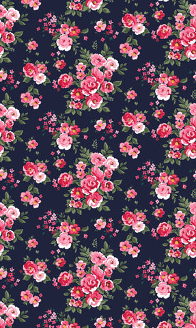 Bunches Of Roses Photo Backdrop