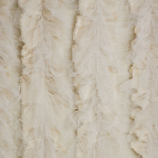 Burlap & Tulle Photo Background