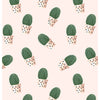 Cacti & Hearts Photo Backdrop