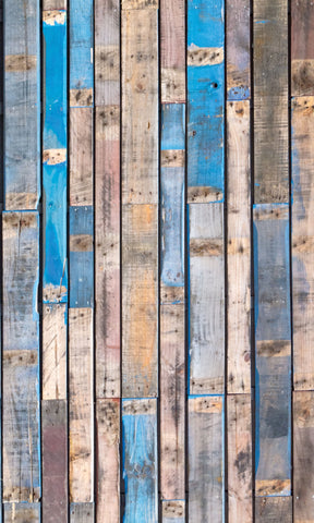 Caribbean Dock Photo Backdrop