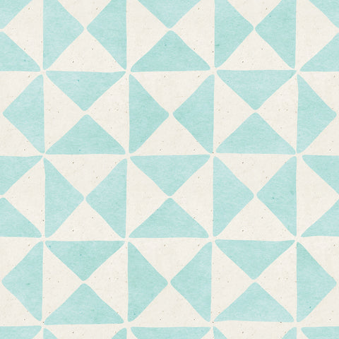 Checked Triangles Photo Backdrop