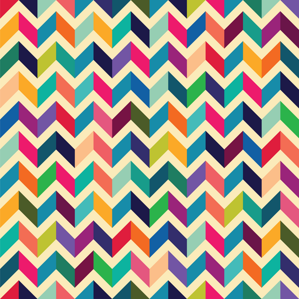 Chevron Multi Photo Backdrop