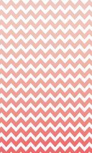 Ombre Chevron Photo Backdrop