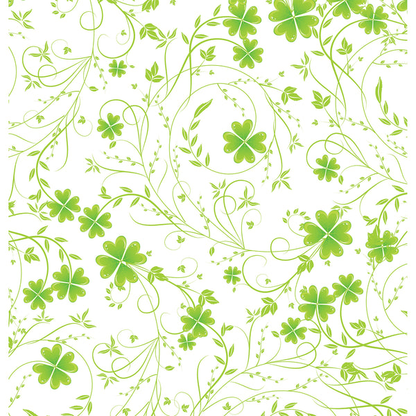 Clovers & Stems Photo Backdrop