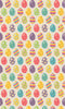 Colorful Easter Eggs Photo Backdrop
