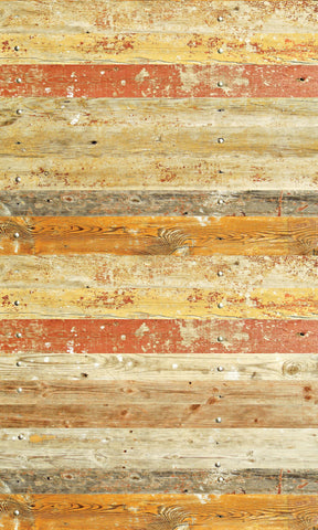 Colorful Wood Photo Backdrop