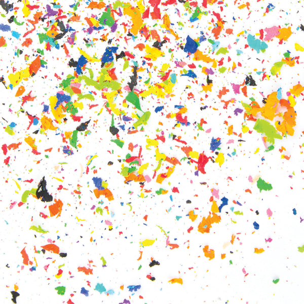 Crayola Confetti Photo Backdrop