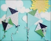 Custom Kites Photo Backdrop