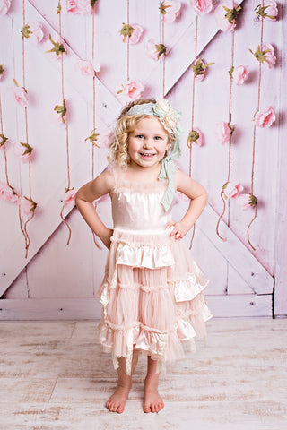 Rustic Charm Photo Backdrop