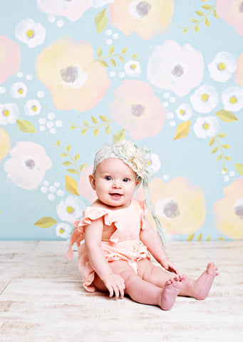 Bloom Photo Backdrop