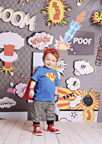 BOOM Photo Backdrop