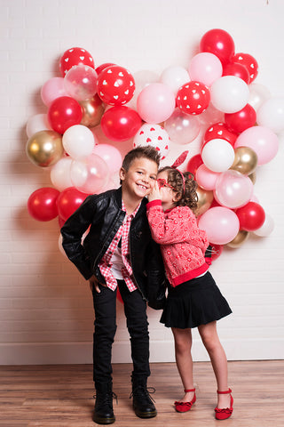 Balloon Garland Photo Backdrop