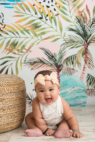 Aloha Photo Backdrop