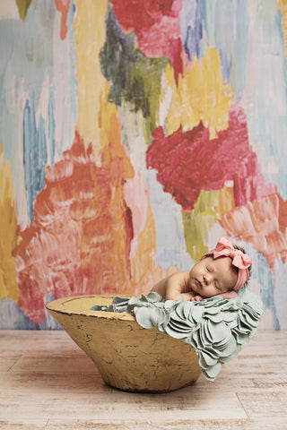 Lovely Paint Photo Backdrop