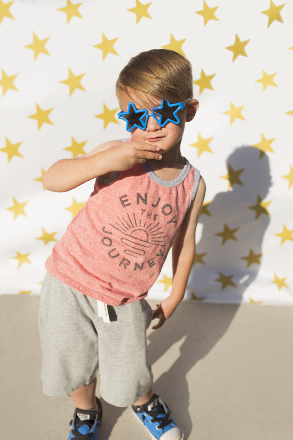Gold Stars Photo Backdrop