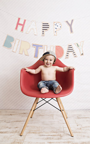 Birthday Griff Photo Backdrop