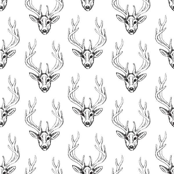 Oh Deer Photo Backdrop