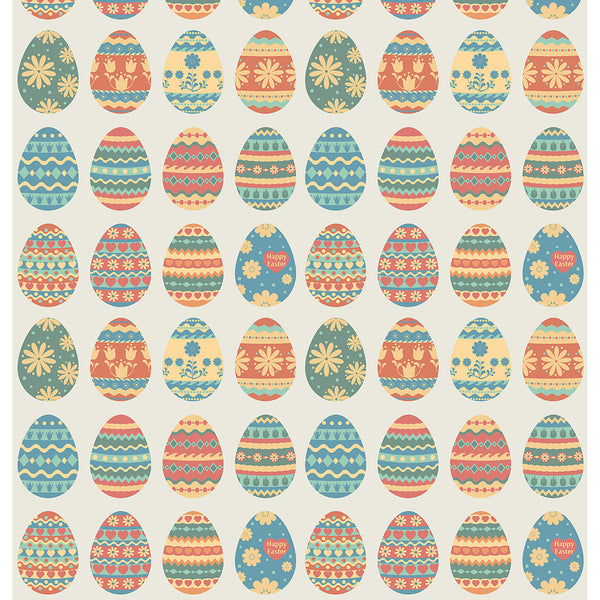 Elegant Eggs Photo Backdrop