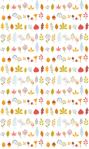 Fall Symbols Photo Backdrop