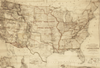 Vintage Map Photo Backdrop