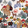 Forest Critters Photo Backdrop