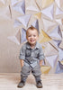 Geometric Dimensions Photo Backdrop