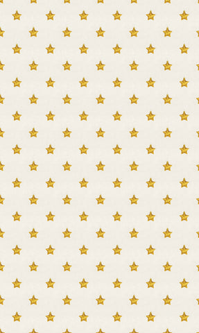 Gold Star Ornament Photo Backdrop