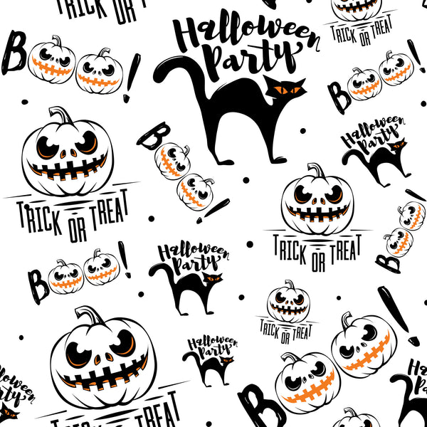 Halloween Party Photo Backdrop
