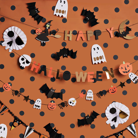 Happy Halloween Photo Backdrop *FAVORITE