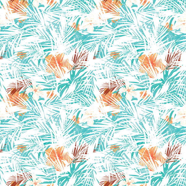 Hawaiian Breeze Photo Backdrop