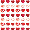 Hearts and Paint Photo Backdrop