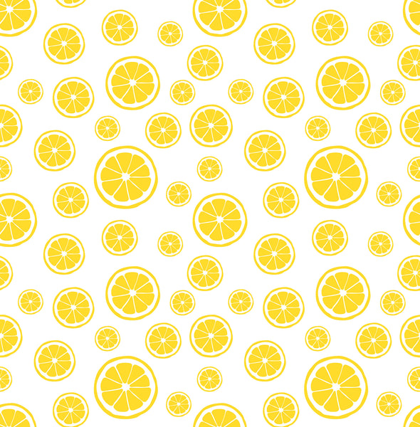 Lemons Lemons Lemons Photo Backdrop