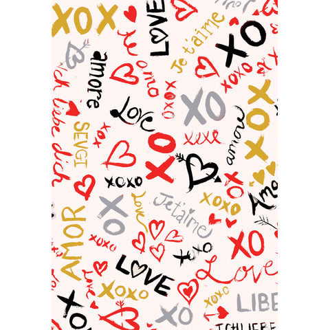 Love Languages Photo Backdrop