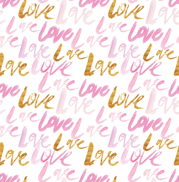 More Love Photo Backdrop