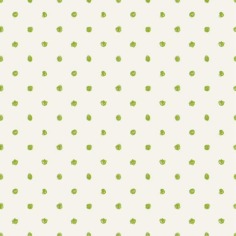 Polka Doodle Dots Photo Background