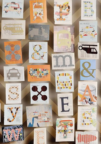 Clearance Trucks & Letters Photo Backdrop