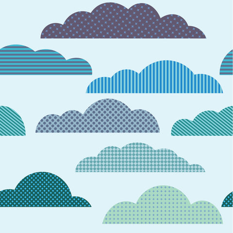 Cumulus Party Photo Backdrop