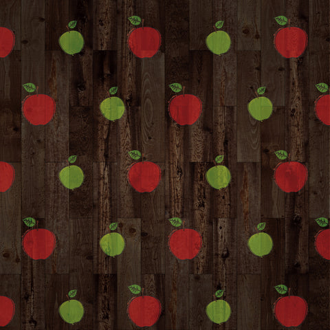 Painted Apples Photo Background