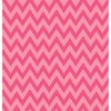 Pink Zig Zags Photo Backdrop