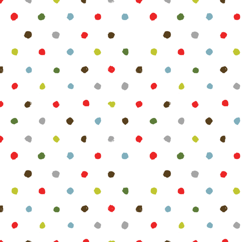 Polka Photo Backdrop