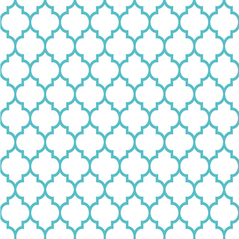 Quatre Foil Reverse Photo Background