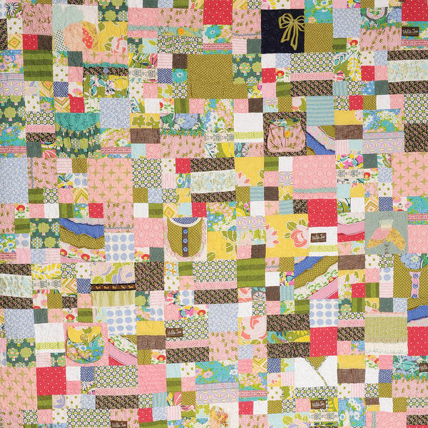 Lu Lu Quilt Photo Background