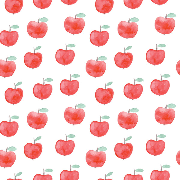 Red Apples Photo Backdrop