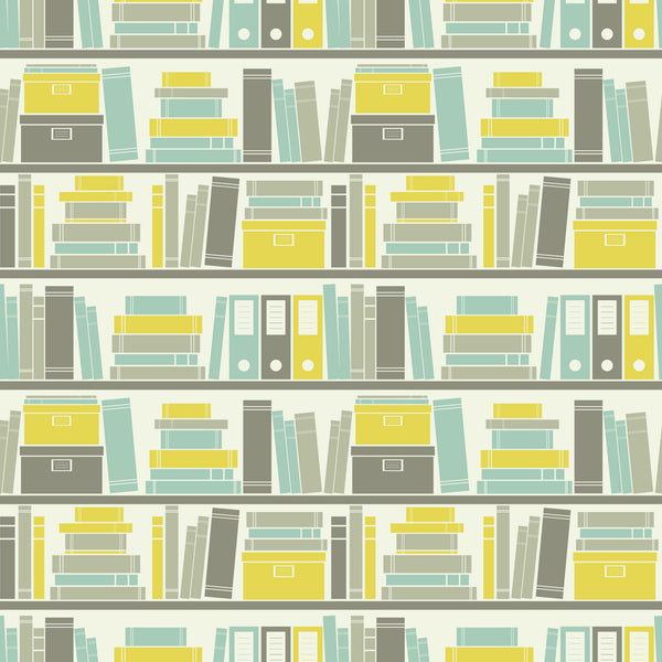 Retro Books Photo Background