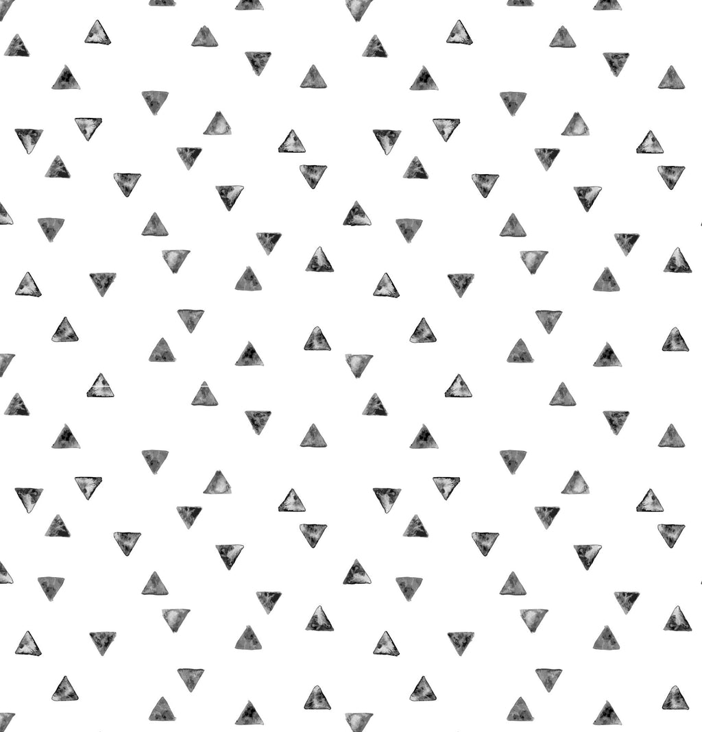 Small Scattered Triangles Photo Background