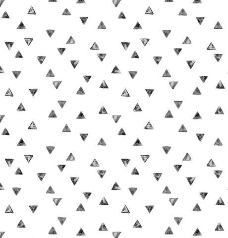 Small Scattered Triangles Photo Backdrop